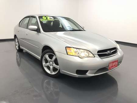 2007 Subaru Legacy Special Edition for Sale  - SB7255A  - C & S Car Company