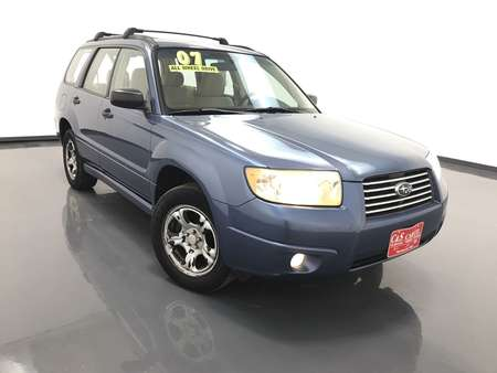 2007 Subaru Forester 2.5X for Sale  - SB7323A  - C & S Car Company