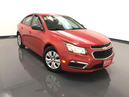 2015 Chevrolet Cruze LS for Sale  - MA3194A  - C & S Car Company