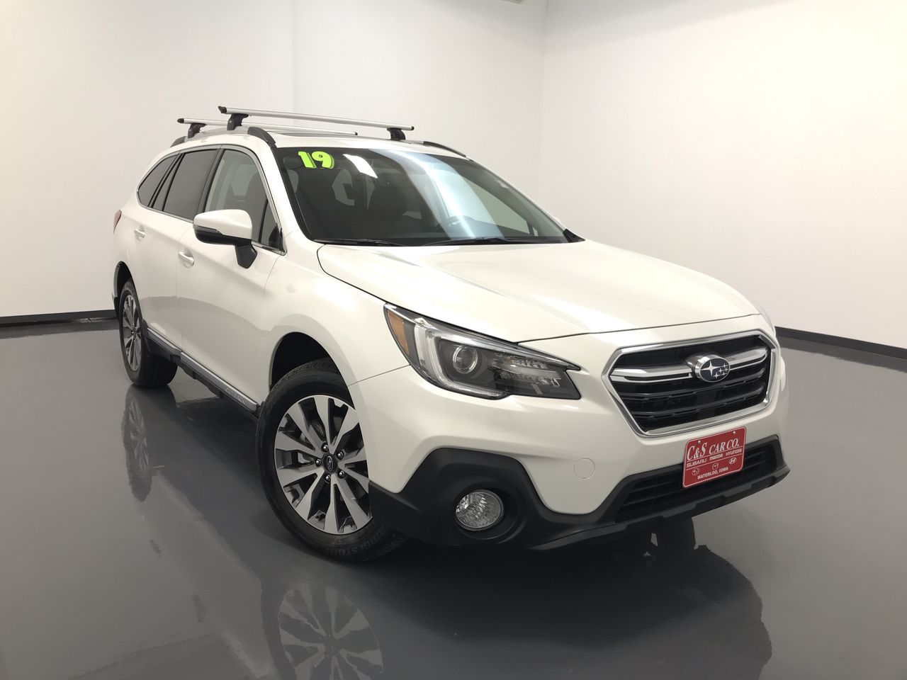 2019 Subaru Outback 3.6R Touring W/Eyesight