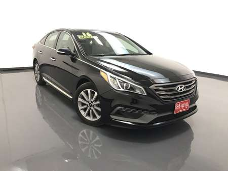 2016 Hyundai Sonata Limited for Sale  - 15485A  - C & S Car Company