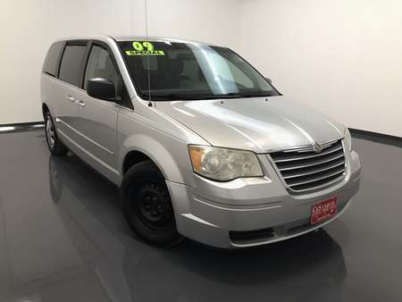 2009 Chrysler Town & Country LX  LWB for Sale  - 15207B  - C & S Car Company