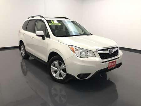 2016 Subaru Forester 2.5i Limited w/Eyesight for Sale  - SB6285A  - C & S Car Company