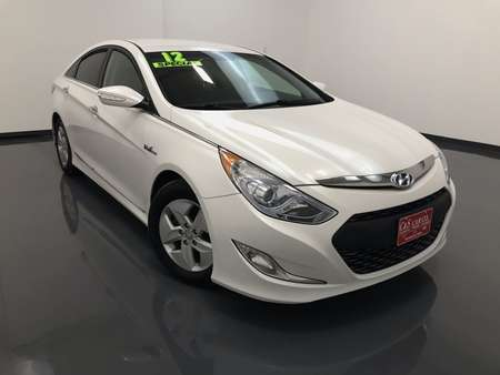 2012 Hyundai Sonata Hybrid for Sale  - HY7914A  - C & S Car Company