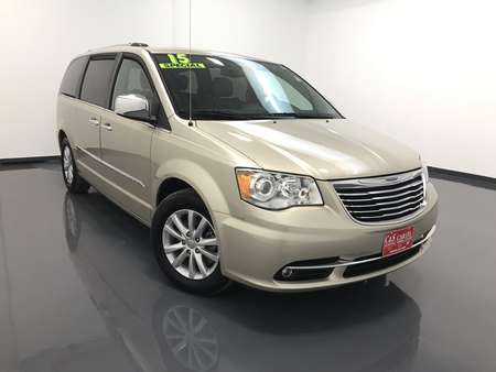 2015 Chrysler Town & Country Limited LWB for Sale  - 15499A  - C & S Car Company