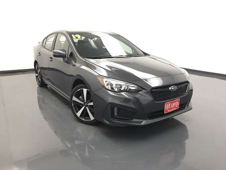 2019 Subaru Impreza 2.0i Sport w/Eyesight for Sale  - SB7448  - C & S Car Company