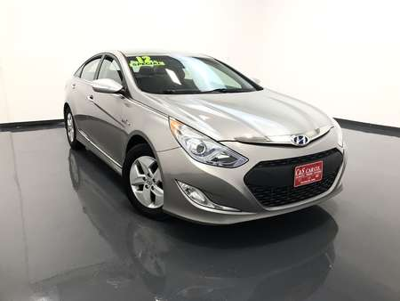 2012 Hyundai Sonata Hybrid for Sale  - SB6990B  - C & S Car Company