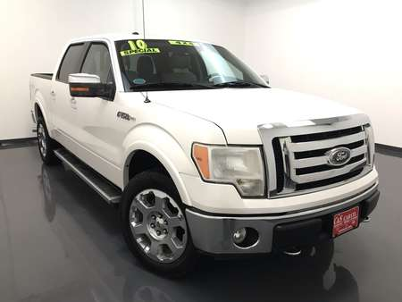 2010 Ford F-150 Lariat Supercrew 4WD for Sale  - SB7418A  - C & S Car Company