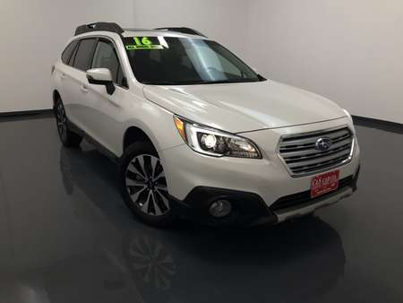 2016 Subaru Outback 2.5i Limited w/Eyesight for Sale  - 15520  - C & S Car Company