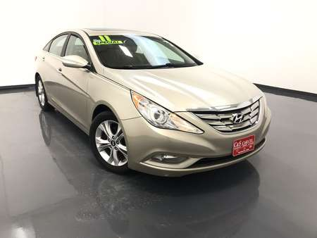 2011 Hyundai Sonata Limited for Sale  - HY7533A  - C & S Car Company