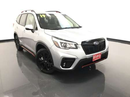 2019 Subaru Forester 2.5i Sport w/Eyesight for Sale  - SB7457  - C & S Car Company