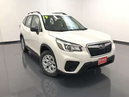 2019 Subaru Forester 2.5i w/Eyesight for Sale  - SB7456  - C & S Car Company