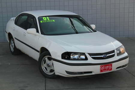 2001 Chevrolet Impala LS for Sale  - MA2940B  - C & S Car Company