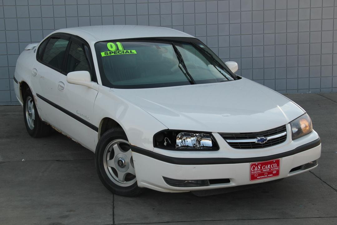 2001 Chevrolet Impala  - C & S Car Company