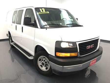 2017 GMC Savana Cargo Van G2500 for Sale  - 15533  - C & S Car Company