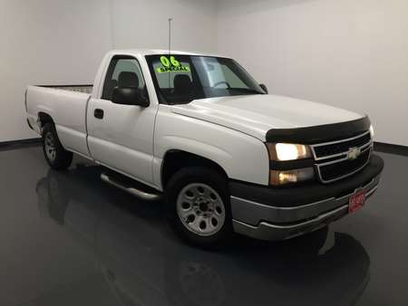 2006 Chevrolet Silverado 1500 Reg Cab Long Box for Sale  - 15522A  - C & S Car Company