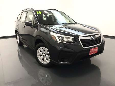 2019 Subaru Forester 2.5i w/Eyesight for Sale  - SB7493  - C & S Car Company