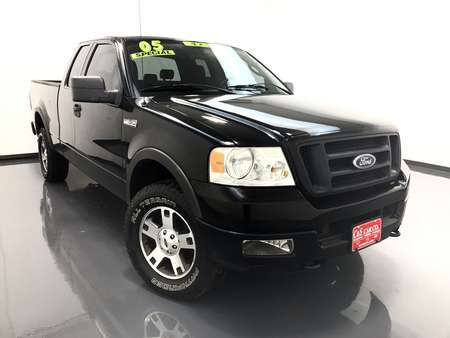 2005 Ford F-150 XLT Supercab 4WD for Sale  - SB7490A  - C & S Car Company