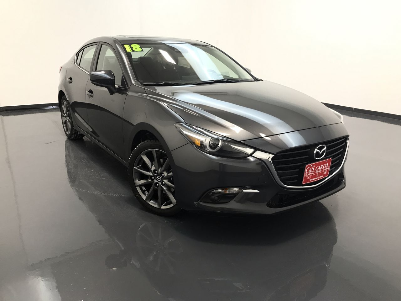 Thumbnail 2018 Mazda Mazda3 4 Door C S Car Company