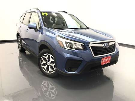 2019 Subaru Forester 2.5i Premium w/Eyesight for Sale  - SB7502  - C & S Car Company