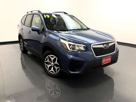 2019 Subaru Forester 2.5i Premium w/Eyesight for Sale  - SB7503  - C & S Car Company