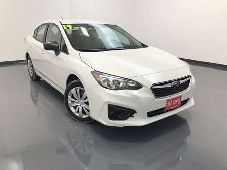 2019 Subaru Impreza 2.0i for Sale  - SB7519  - C & S Car Company