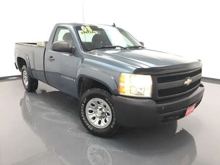 2008 Chevrolet Silverado 1500 Reg Cab 4WD for Sale  - 15295B  - C & S Car Company