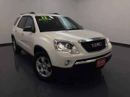 2012 GMC Acadia SLE for Sale  - SB7474A  - C & S Car Company