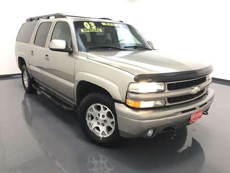 2003 Chevrolet Suburban LT 4WD Z71 for Sale  - HY7653A  - C & S Car Company