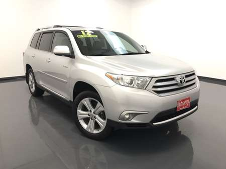 2012 Toyota Highlander Limited 4X4 for Sale  - MA3002D  - C & S Car Company