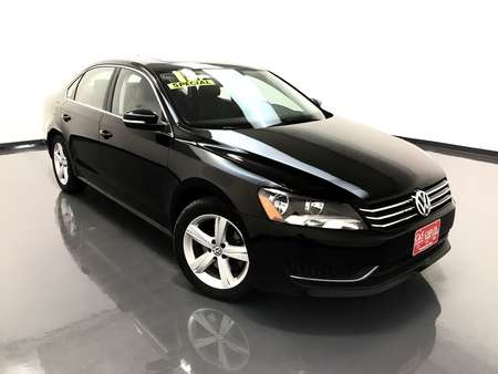 2013 Volkswagen Passat SE for Sale  - SB6562B  - C & S Car Company