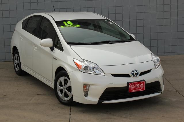 2014 Toyota Prius  - C & S Car Company
