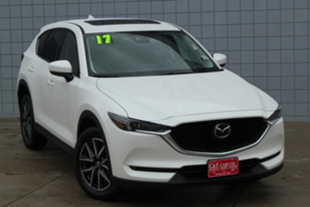 2017 Mazda CX-5 Grand Touring  AWD for Sale  - MA2925  - C & S Car Company