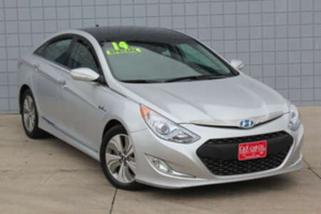 2014 Hyundai Sonata Hybrid Limited for Sale  - HY7297A  - C & S Car Company