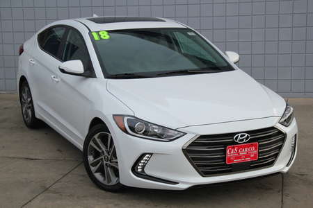 2018 Hyundai Elantra Limited for Sale  - HY7454  - C & S Car Company