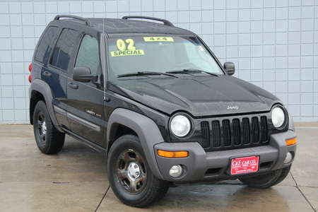 2002 Jeep Liberty Sport 4WD for Sale  - HY7154B  - C & S Car Company