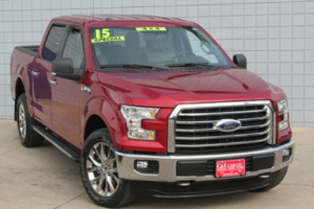 2015 Ford F-150 XLT  4WD for Sale  - SB5992A1  - C & S Car Company