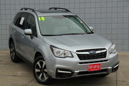 2018 Subaru Forester 2.5i Premium for Sale  - SB6193  - C & S Car Company