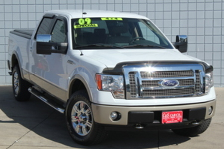 2009 Ford F-150 Lariat Supercrew 4WD for Sale  - SB5992B1  - C & S Car Company