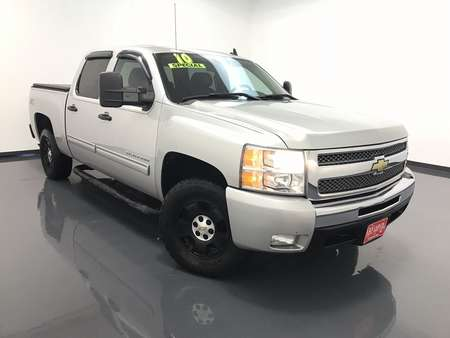 2010 Chevrolet Silverado 1500 LT Crew Cab 4WD for Sale  - 15486B  - C & S Car Company
