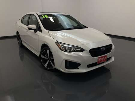 2019 Subaru Impreza 2.0i Sport w/Eyesight for Sale  - SB7551  - C & S Car Company