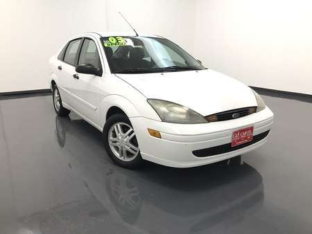 2003 Ford Focus SE for Sale  - SB6572A  - C & S Car Company