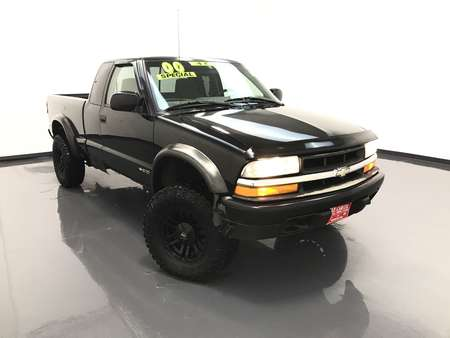 2000 Chevrolet S10 LS w/ZR2 for Sale  - 15009B  - C & S Car Company