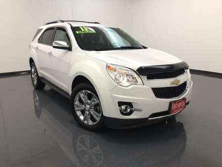 2011 Chevrolet Equinox LTZ for Sale  - 15564  - C & S Car Company
