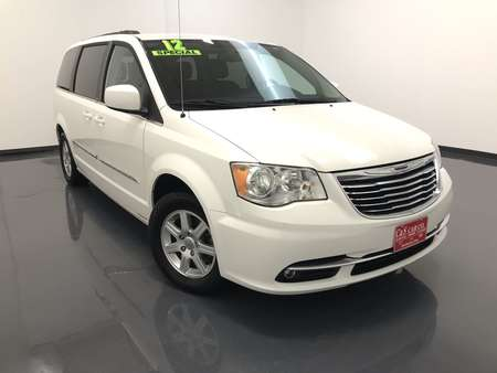 2012 Chrysler Town & Country Touring LWB Handicap Accessible for Sale  - SB7508A1  - C & S Car Company