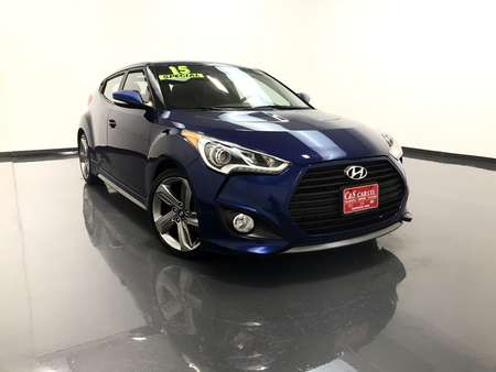 2015 Hyundai Veloster Turbo 3dr Coupe for Sale  - SB7534A  - C & S Car Company
