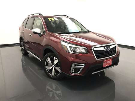 2019 Subaru Forester 2.5i Touring w/Eyesight for Sale  - SB7578  - C & S Car Company