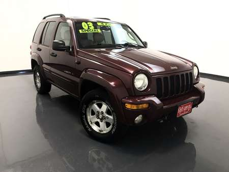 2003 Jeep Liberty Limited 4WD for Sale  - SB7388A  - C & S Car Company
