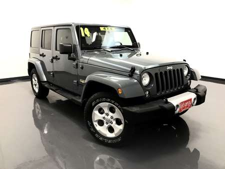 2014 Jeep Wrangler Unlimited Sahara  4WD for Sale  - 15590  - C & S Car Company