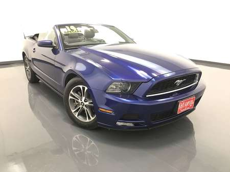 2014 Ford Mustang 2dr Convertible for Sale  - 15588  - C & S Car Company